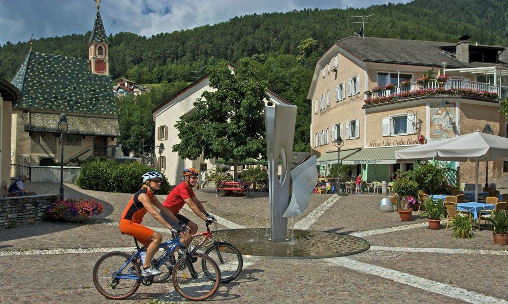 Godete del fascino mediterraneo dell'Alto Adige