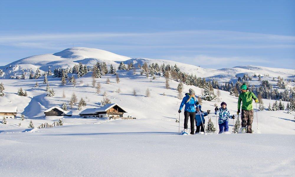 Skiurlaub in Meransen