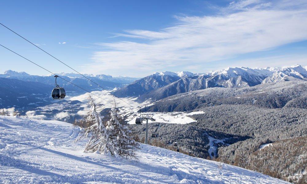 Unser Steinerhof – umgeben von mehreren Ski-Paradiesen