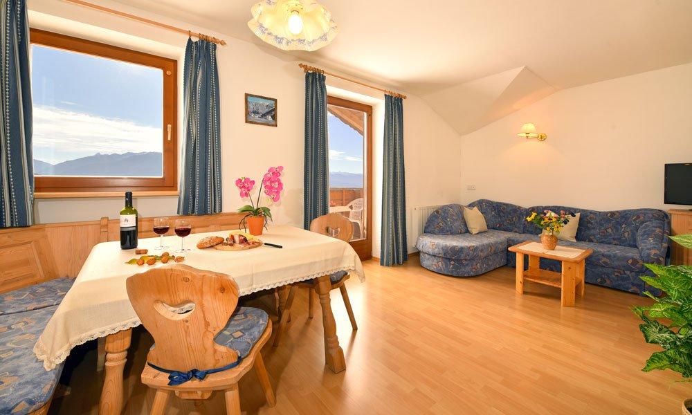 Il Maso Steinerhof – l'Appartamento Vacanza ideale per tutta la famiglia
