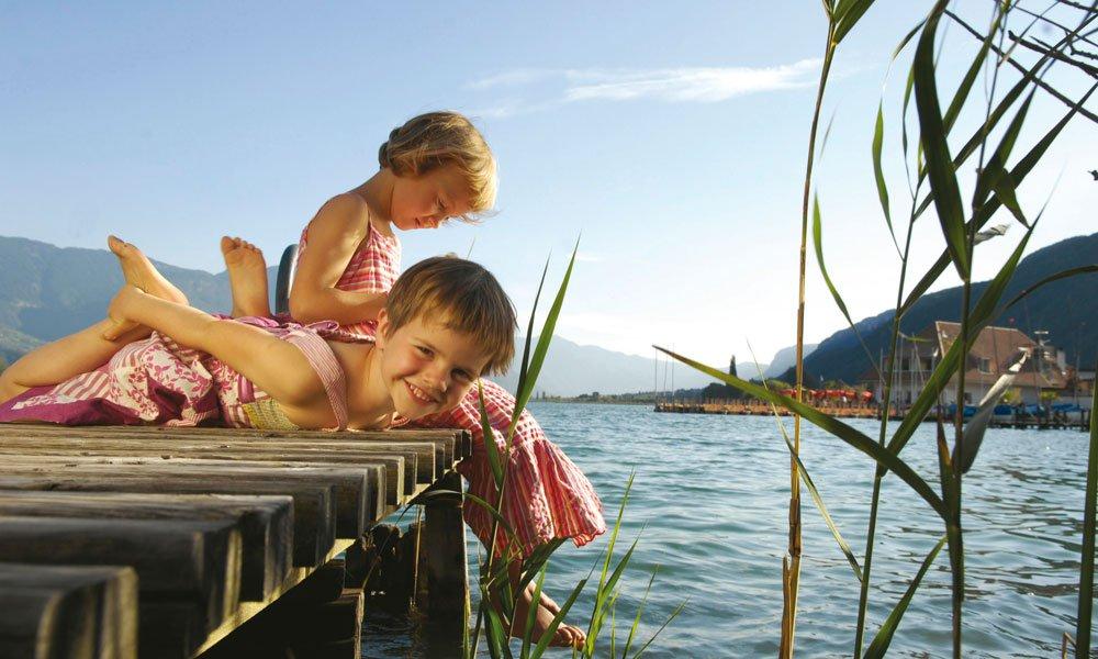 Laghi idilliaci in Alto Adige