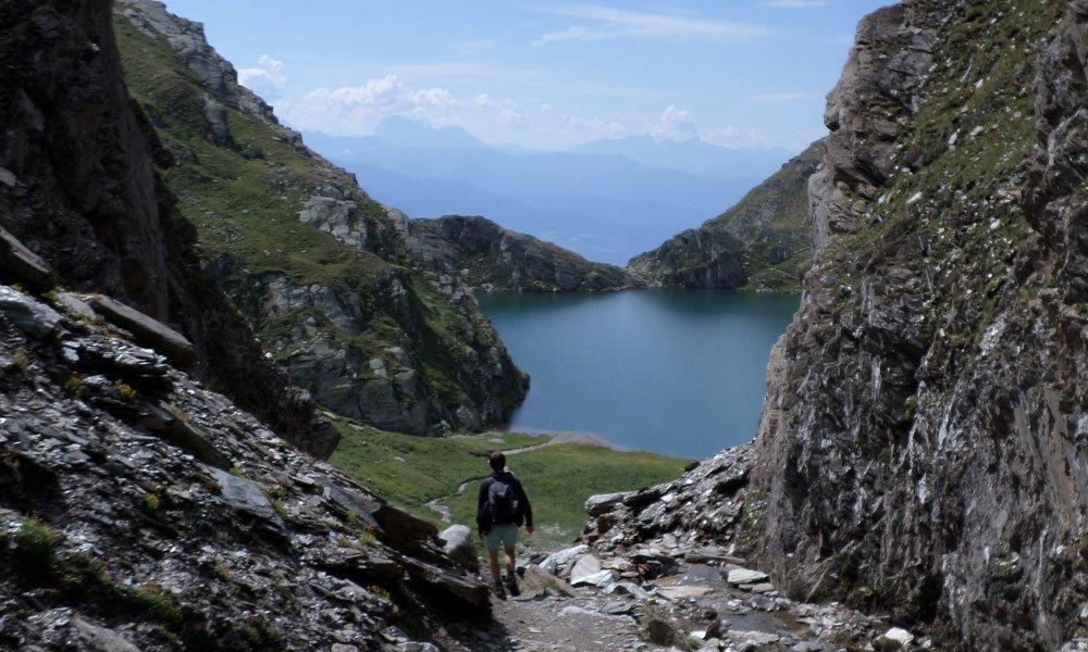 Altfaßtal und Seefeldsee